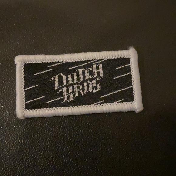 Dutch bros patch